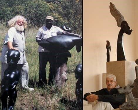 Chapungu Sculptor